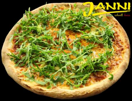 22. Pizza Veneto 26cm