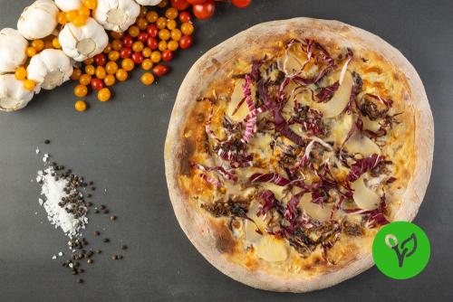 Pizza Jakobus (vegetarisch) ⦰ 32cm