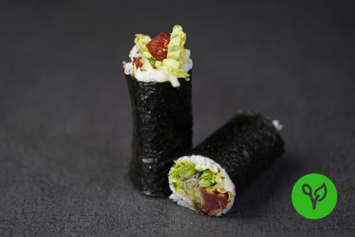 Sushi Burrito mit Thunfisch