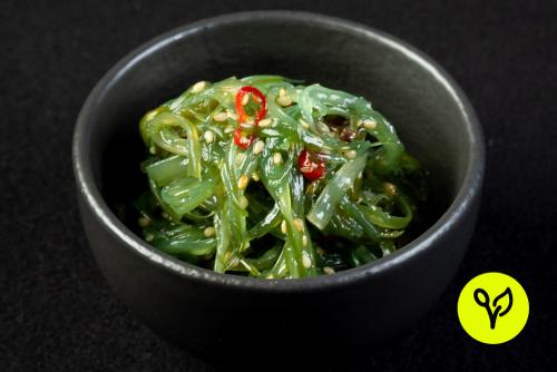 Wakame Salat (vegan)