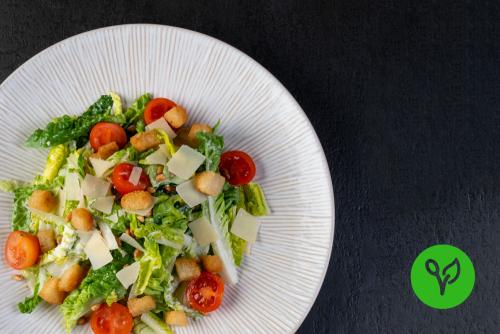 Caesar Salad (vegetarisch)