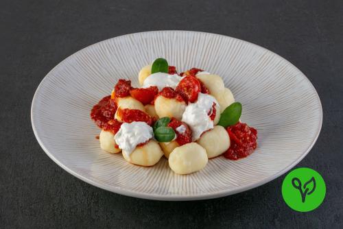 Gnocchi al Sugo Pomodori (vegetarisch)