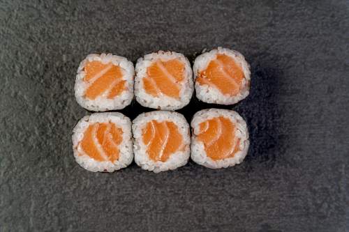 Sake Maki (6 Stück)
