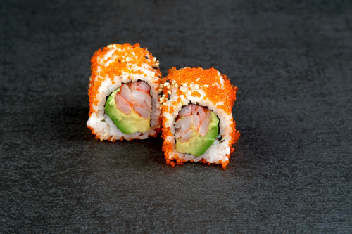 Ebi Abocado Roll (8 Stück)