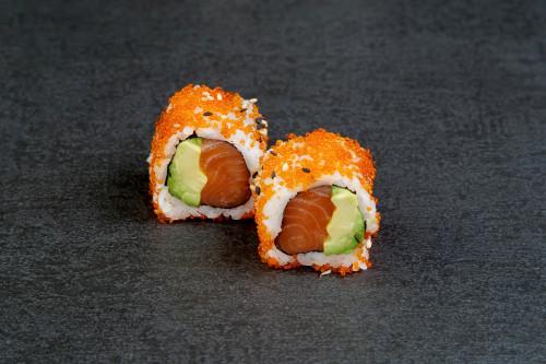Sake Abocado Roll (8 Stück)