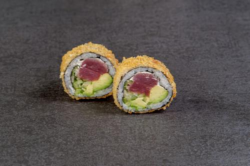 Tuna Tempura Big Roll (6 Stück)