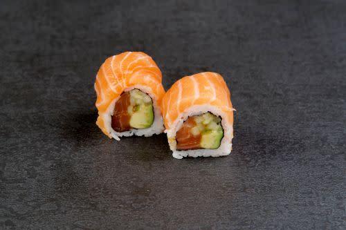 Salmon Mix Roll (8 Stück)
