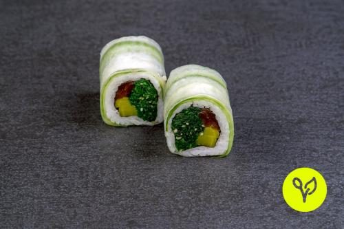 Green Roll (8 Stück) (vegan)