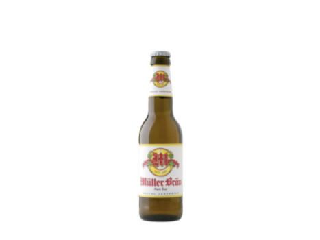 Müller Bräu Lagerbier 54er Club