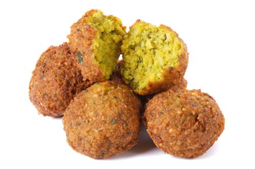 French Falafel Balls