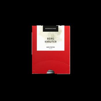 BERGKRÄUTER KRÄUTERTEE FRISCH 45g  (15x3g)