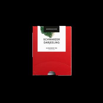 SCHWARZER DARJEELING BIO DE-ÖKO-039 30g (15x2g)