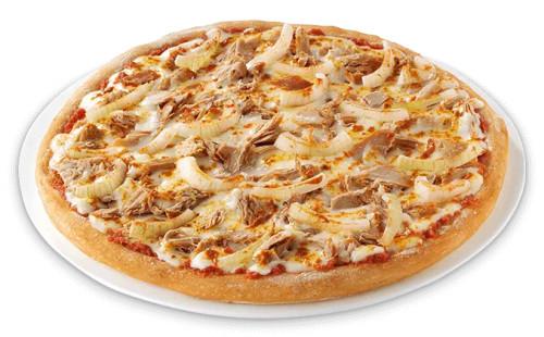 Pizza Tonno (groß)