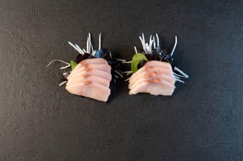 Hamachi Sashimi (9 Stück)
