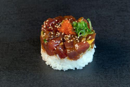 Tuna Tatar (spicy)