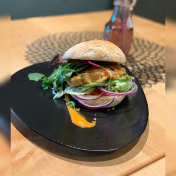 3. Veganilicious Burger