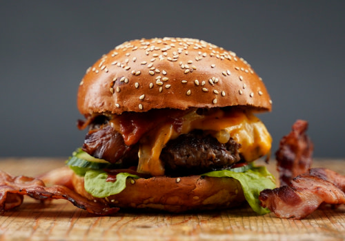 BBQ Burger (double)