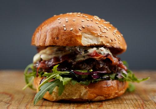 Blue Cheese Burger (small)