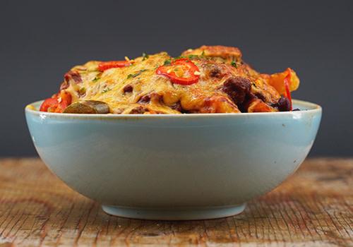 Chili con Carne Fries (klein)