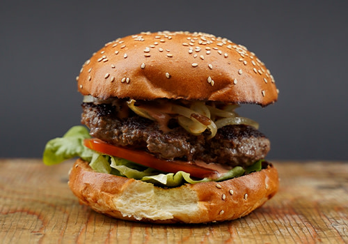 Hamburger (double)