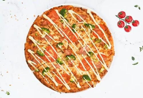 Pizza Flying Dutchman (groß)
