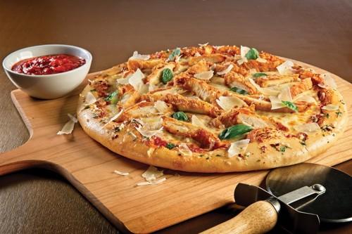 Pizza Crispy Chicken (groß)