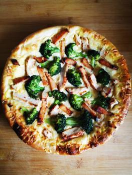 Pizza Bayer (klein)