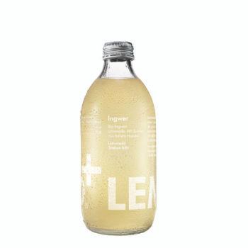Lemonaid mit Ingwer 0,33l