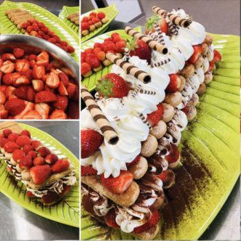 Erdbeer-Tiramisu a la Mama