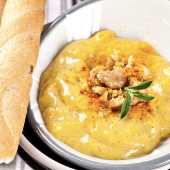 Curry-Mango-Dip VEGAN