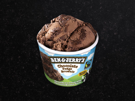 Ben & Jerry Chocolate Fudge Brownie 100 ml