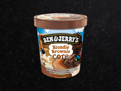Ben & Jerry Blondie Brownie 465 ml