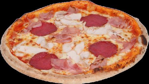Pizza grande appetito