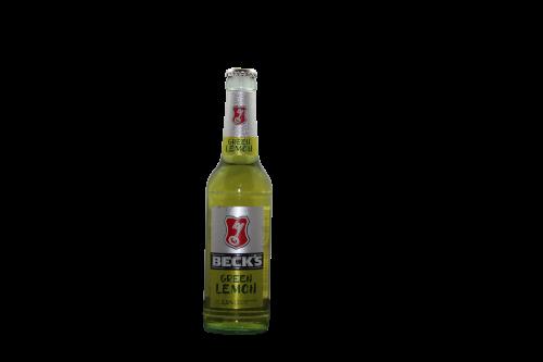 Becks Green Lemon Bier 0,33l