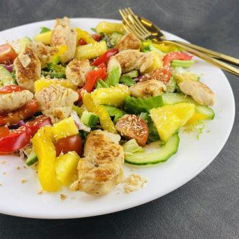 Lieferservice Essen bestellen & liefern lassen von Salathelden   Ricky Waikiki
