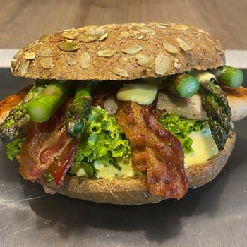 Burger Spargelliebe