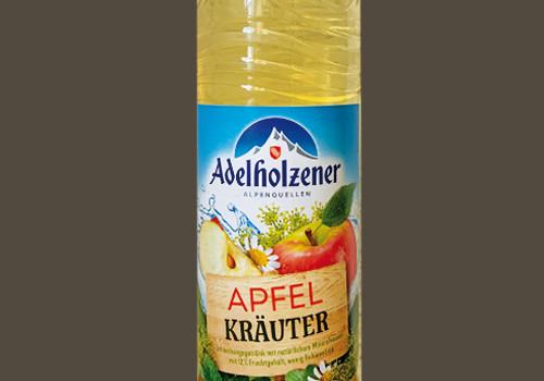 Adelholzener Apfel Kräuter