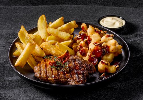 SEIZOENSDEAL | Ribeye steak