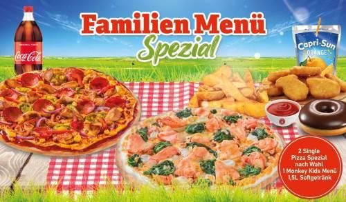Familien Menü Spezial