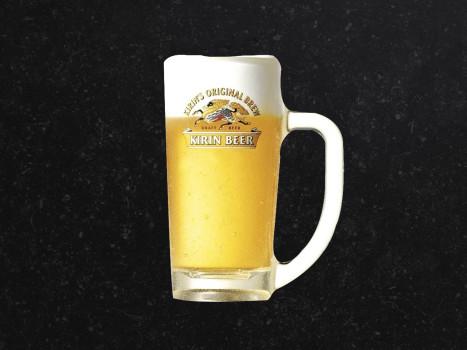 Kirin Bier Dose 0,5 L