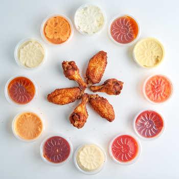 Chicken Wings 6er