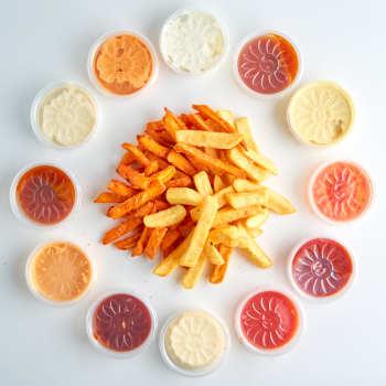 Fries Mix