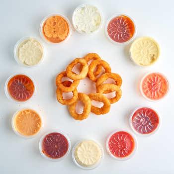 Onion Rings 9er