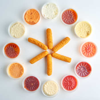 Mozzarella Sticks 6er