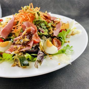 Chief Beef Salat (klein)