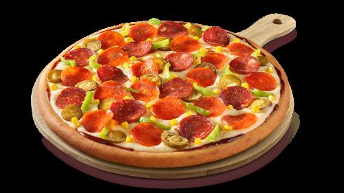 Pizza Spanien