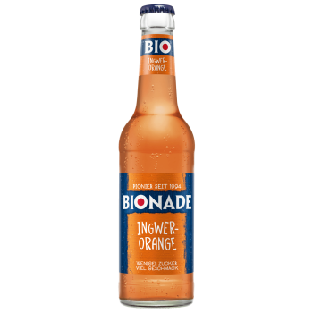 Bionade Orange 0,33l