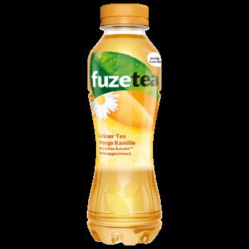 Fuze tea Grüntee 0,4l