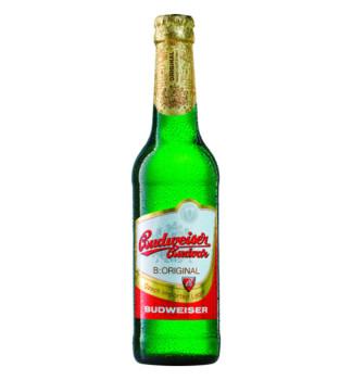 Budweiser 0,33l