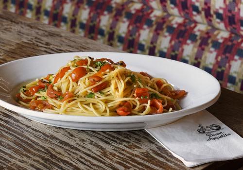 Spaghetti Alio e Oilo